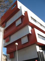 Modernism in Bratislava (Message Oblique Speech) Tags: architecture slovensko slovakia bratislava centraleurope staremesto