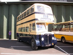 JOJ 489 (markkirk85) Tags: city bus buses birmingham rally transport duxford 489 mcw crossley 2011 showbus joj joj489 dd42