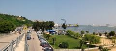 Panorama. (Aldo433) Tags: italy tampa mare florida porto spiaggia abruzzo ortona