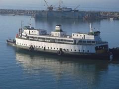 Ensenada, Mexico (Jasperdo) Tags: cruise ferry mexico ship vessel ensenada publictransport ferryboat goldenprincess washingtonstateferry cruiseport mvnisqually