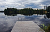 Kalholampi 2011 (I.S.S) Tags: summer sky lake water clouds suomi finland pier summercabin nikond90 eteläkarjala southkarelia kalholampi ginordicjan12