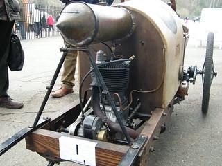1919 Grafton Mono Cyclecar - VSCC New Year Driving Tests (5)