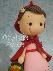 andreiaakita@gmail.com (Andreia Akita) Tags: biscuit cogumelo chapeuzinhovermelho vovzinha lenhador topodebolo
