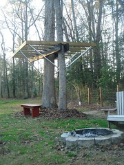 Sky Barn - Glover Design Treehouse Entry