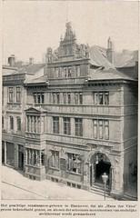Hannover haus der vter 1916 (janwillemsen) Tags: hannover 1916 magazineillustration