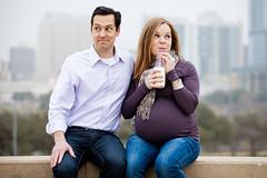 45 (sweetlovewhitney) Tags: portrait love scarf austin photography milk texas straw pregnant maternity session preggers atx purpleshirt brianmiller butlerpark whitneylee kristadourte