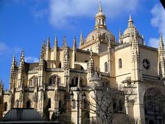 Catedral de Segovia, estilo gtico (1525-1686) (lumog37) Tags: architecture arquitectura cathedrals catedrales gtico