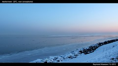 IMG_0206 (raymondklaassen) Tags: 20 ijs koud vorst markermeer zonsopkomst konvooi ijsvlakte
