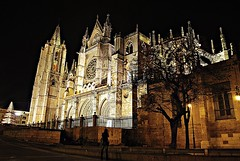 Catedral de Len (MARIUCA2014) Tags: platinumheartaward 100commentgroup tripleniceshot mygearandme mygearandmegold mygearandmeplatinum httpballoonaprivatthumbloggercom cruzadasii cruzadasi