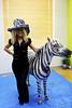 Zebra Bodyart