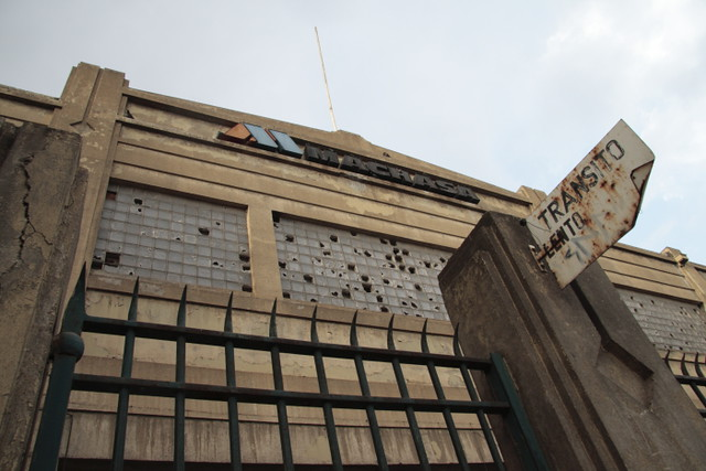 Frontis EdificioTextil Yarur machassa