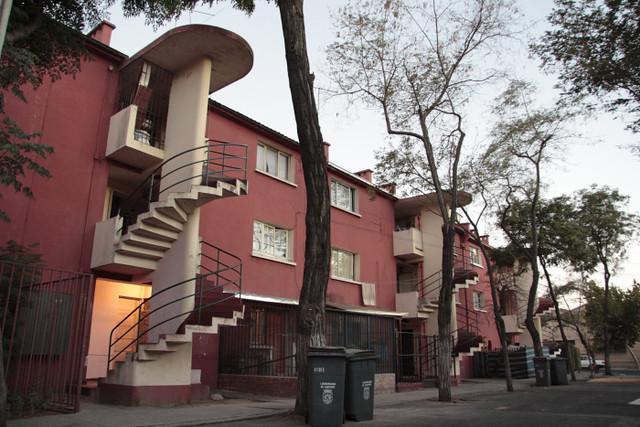 Complejo habitacional