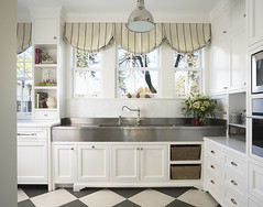 """Kitchen Pantry with antique German Silver Sink • <a style=""""font-size:0.8em;"""" href=""""https://www.flickr.com/photos/75603962@N08/6853424119/"""" target=""""_blank"""">View on Flickr</a>"""