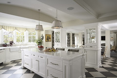 """Kitchen Island and see through glass cabinets • <a style=""""font-size:0.8em;"""" href=""""https://www.flickr.com/photos/75603962@N08/6853424201/"""" target=""""_blank"""">View on Flickr</a>"""