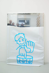 photoset: Well Well Well: Toons Like Us (opening, 28.3.-20.4.2014)