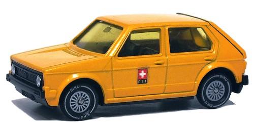 Siku VW Golf PTT