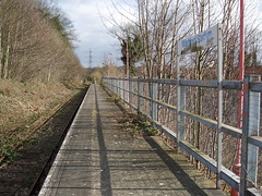 Croxley Green Branch (DaveAFlett) Tags: derelict dereliction disusedrailway networksoutheast