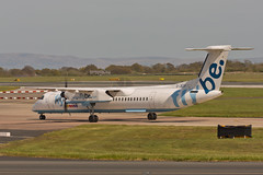 JW1A8070 (mark84rose) Tags: manchester airport bombardier flybe dhc8q402 gjecp