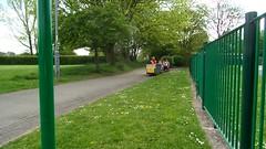 Halton Miniature Railway driveby (BuddaBoy) Tags: train amy jane jessica robyn halton