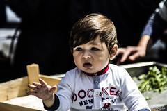 Ciao (Fabio75Photo) Tags: ciao occhi mano sole calma puro bambina saluto serenità purezza