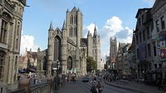 center (lukasko) Tags: city belgium belgique gent