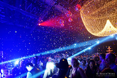 20160503-41-Viaduct Events Centre interior (Roger T Wong) Tags: lighting travel newzealand people lights dancing stage crowd band event auckland nz mirrorball function spotlights gatsby chandeleir 2016 rogertwong sonya7ii sel28f20 sonyilce7m2 sonyalpha7ii sonyfe28mmf2