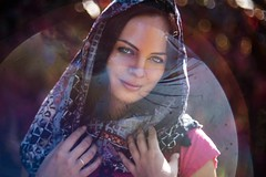 Helios 40 (photo_irina) Tags: autumn portrait colors girl beautiful beauty helios40 oldlense sovietlense