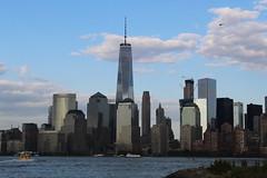IMG_0450 (thehachland) Tags: newyorkcity building canon newjersey memorial state worldtradecenter empire statueofliberty christophercolumbus libertystatepark