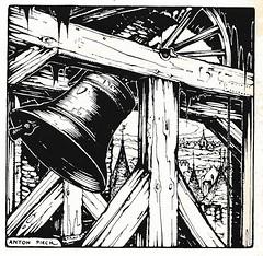 Ons eigen Tijdschrift 1929,  Anton Pieck verhaal ill a (janwillemsen) Tags: 1929 antonpieck magazineillustration