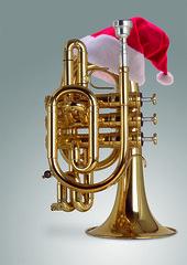 Weihnachtskarte (Hansjörg Schneider) Tags: karte werbung bildbearbeitung harmoniemusik