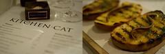 The Kitchen Cat - Melbourne (C. Rich Imagery) Tags: food menu bread restaurant melbourne victoria spanish butter vic collinsstreet sourdough anchovy seasalt jamieoliver finedinning murrayriversalt thekitchencat tobyputtock