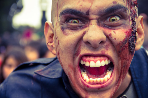 Zombie by Carlos Adampol, on Flickr