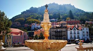 Fuente del Palacio Nacional de Sintra