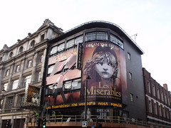 Queens Theatre, Shaftesbury Avenue - Les Miser...