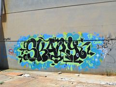 Cold Summer Night (Skary McLairy) Tags: graffiti crunk skary