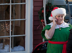 """Thank You for Calling the North Pole.  Your Call Is Very Important to Us."" (7846) (John Bald) Tags: funny call humorous phone cellphone elf santaself onhold"