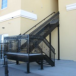 Welded Iron Rails