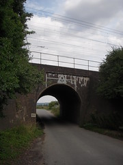 Bridego Bridge - 8 August 2010 (Ronnie Biggs The Album) Tags: ronnie biggs greattrainrobbery oddmanout ronniebiggs ronaldbiggs