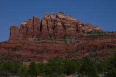 Sedona (pepolino) Tags: blue red arizona usa rock rocks unitedstates desert blu sedona redrocks redrock roccia rocce rosso  deserto oakcreek rockydesert desertoroccioso formazionerocciosa  rocciarossa