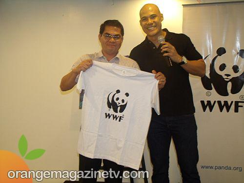 WWF Greener at 50 Presscon 11