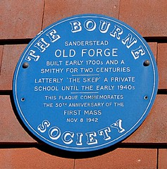 Photo of Blue plaque № 8294
