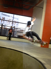 Airborne Grab (Big Dadoo) Tags: yfc skatebording
