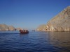 Dhows on STRAIT OF HORMUZ, Oman