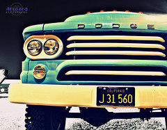 D O D G E (    , ) Tags: blue cars car yellow effects cool automotive 600 dodge effect edit qatar d600 qtr    600d ameera     amoora     qa6ar   600 600    q6rcanon