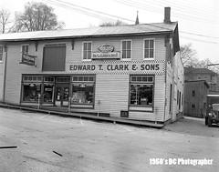 Edward T. Clark & Sons – Ellicott City, Maryland (fsmphoto) Tags: hardware hardwarestore exterior maryland ellicottcity edwardtclarkandsons