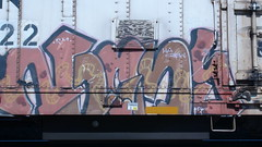 Normy (KINGSNEVERSUFFER) Tags: art train graffiti boxcar freight reefer normy