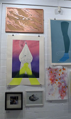 Double Dip Exhibition- 75 wall (recoat) Tags: art design cheap bargain affordable recoatgallery