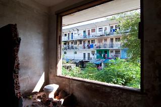 Empty Building in Borei Keila