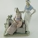 305. Large Lladro Figure