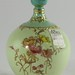 332. Royal Crown Derby Porcelain Bottle Vase